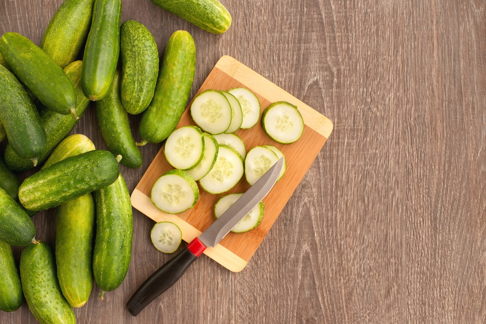 benefícios do pepino