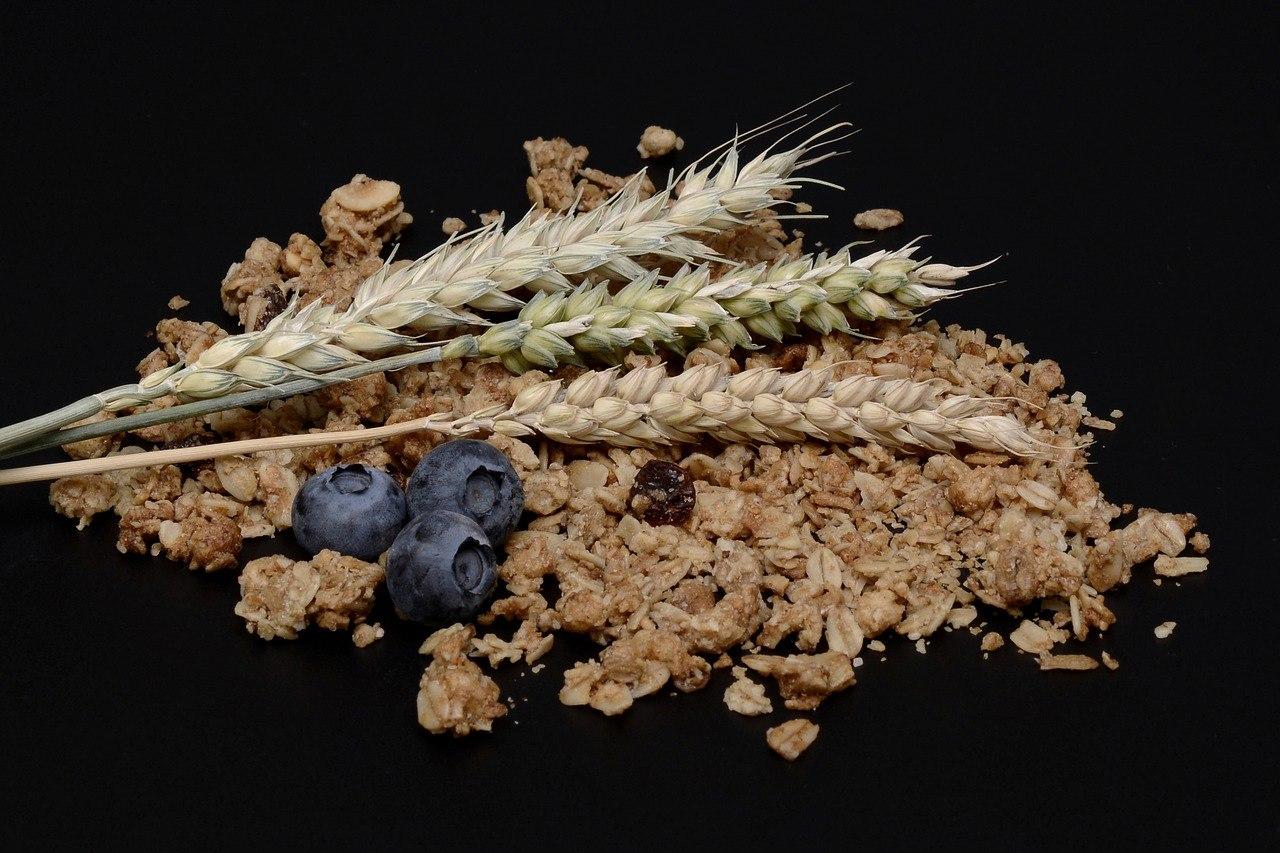 benefícios da granola