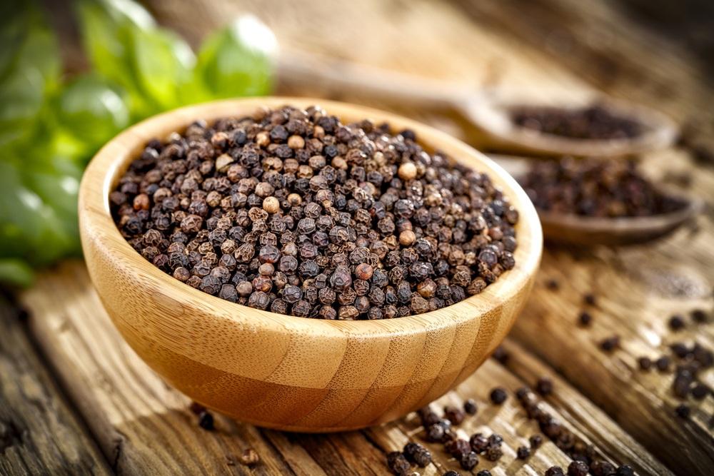 propriedades da pimenta preta