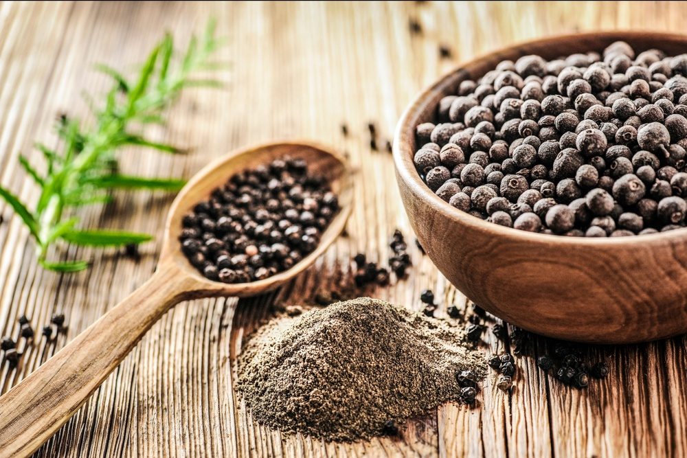 benefícios da pimenta preta