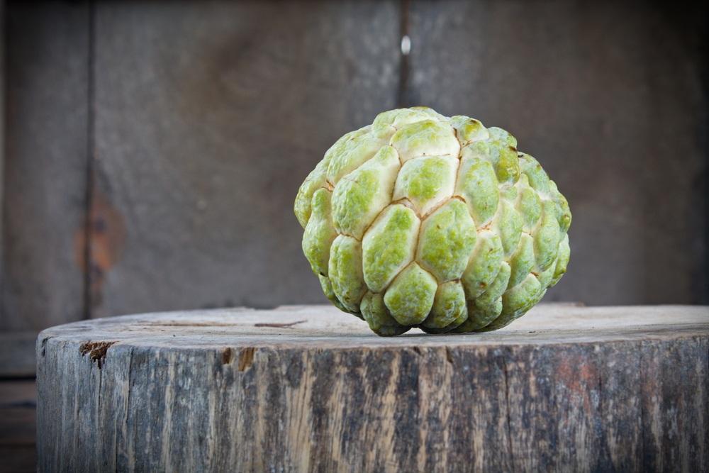 fruta do conde benefícios